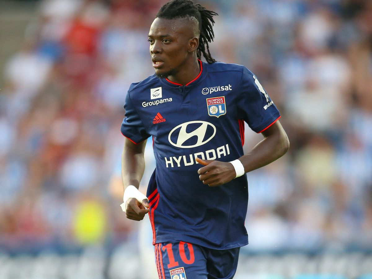 Bertrand Traore has left Lyon to join Aston Villa