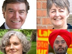 Bridgnorth hustings: Business as usual after turban controversy