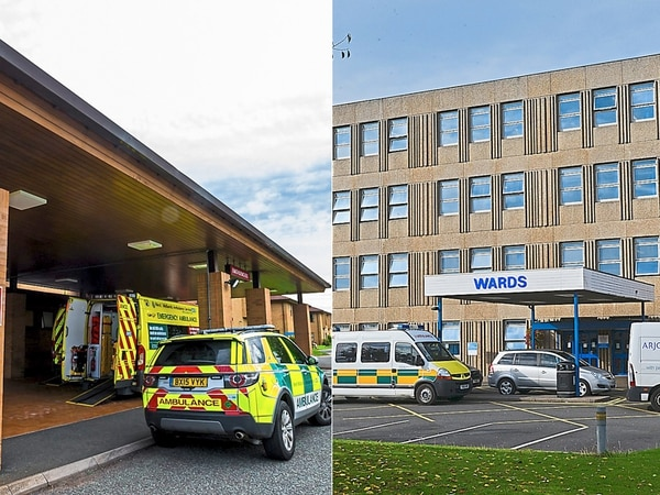Warning after rush for care at Telford and Shrewsbury hospitals