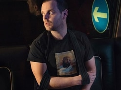 Dry your eyes mate! The Streets star Mike Skinner suffers dislocated shoulder at Birmingham gig