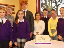 Ellesmere College celebrates anniversary with letter from Princess Anne