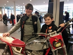 Full throttle for Classic Dirt Bike Show in Telford