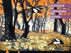 Llanidloes Artists Autumn Show to be held at Minerva Arts Centre