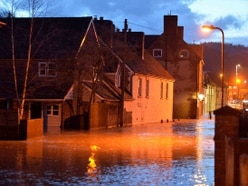 Shropshire flooding: Clean-up operation in Ludlow could take until Easter