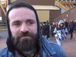 'Brrrrrrilliant!' Chilled Wolves fans warmed-up by comfortable Burton win - WATCH