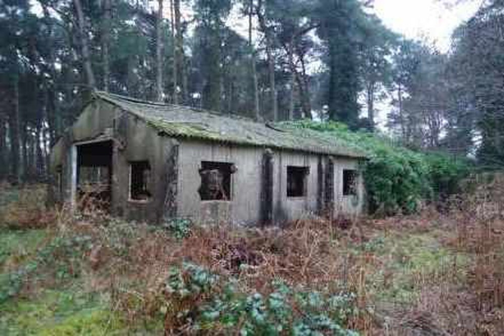 Call To Save Historic Raf Buildings At Shropshire Airfield