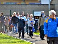 Return of fans put on hold amid coronavirus case rise