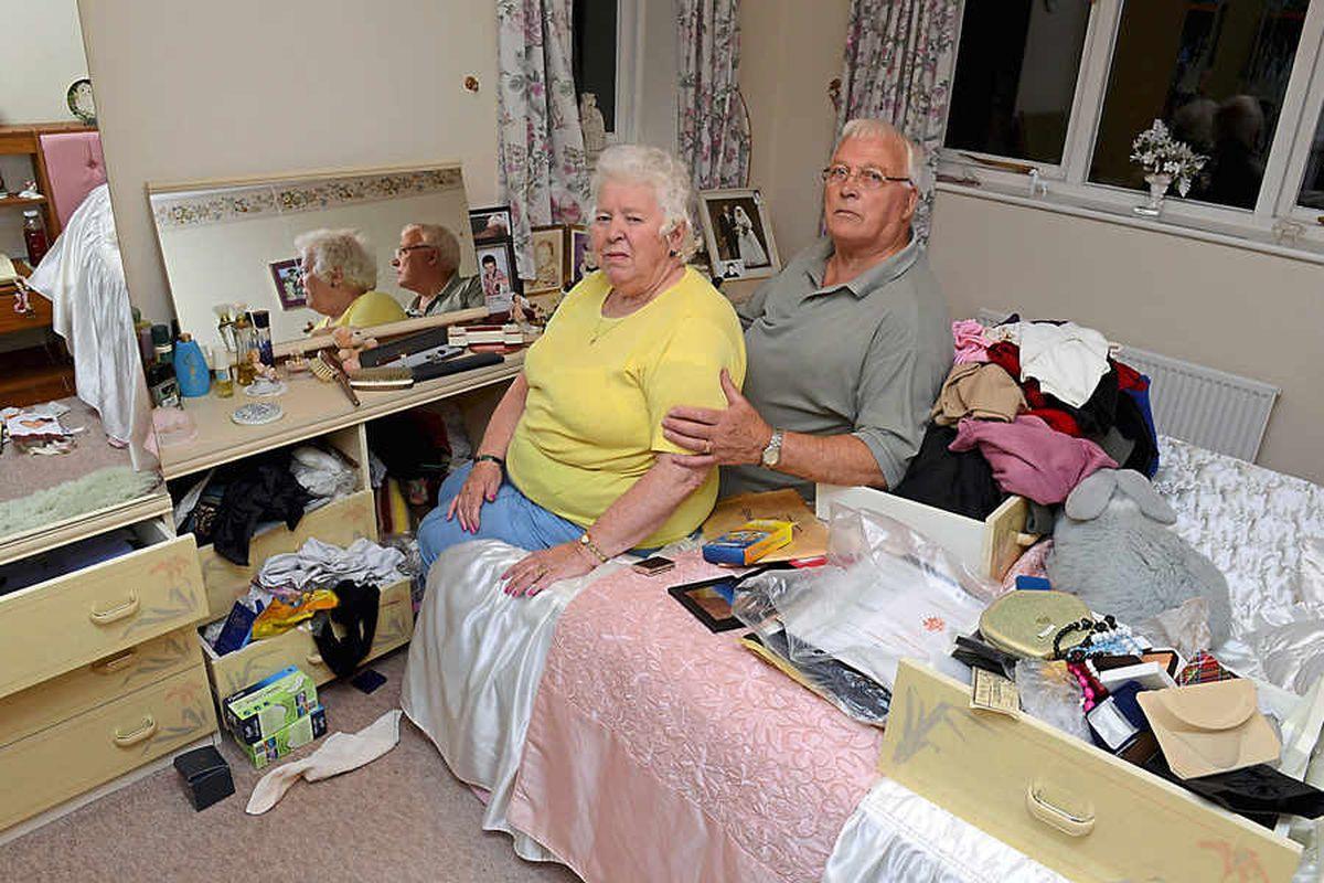 Burglaries blamed on Shropshire street lights switch-off