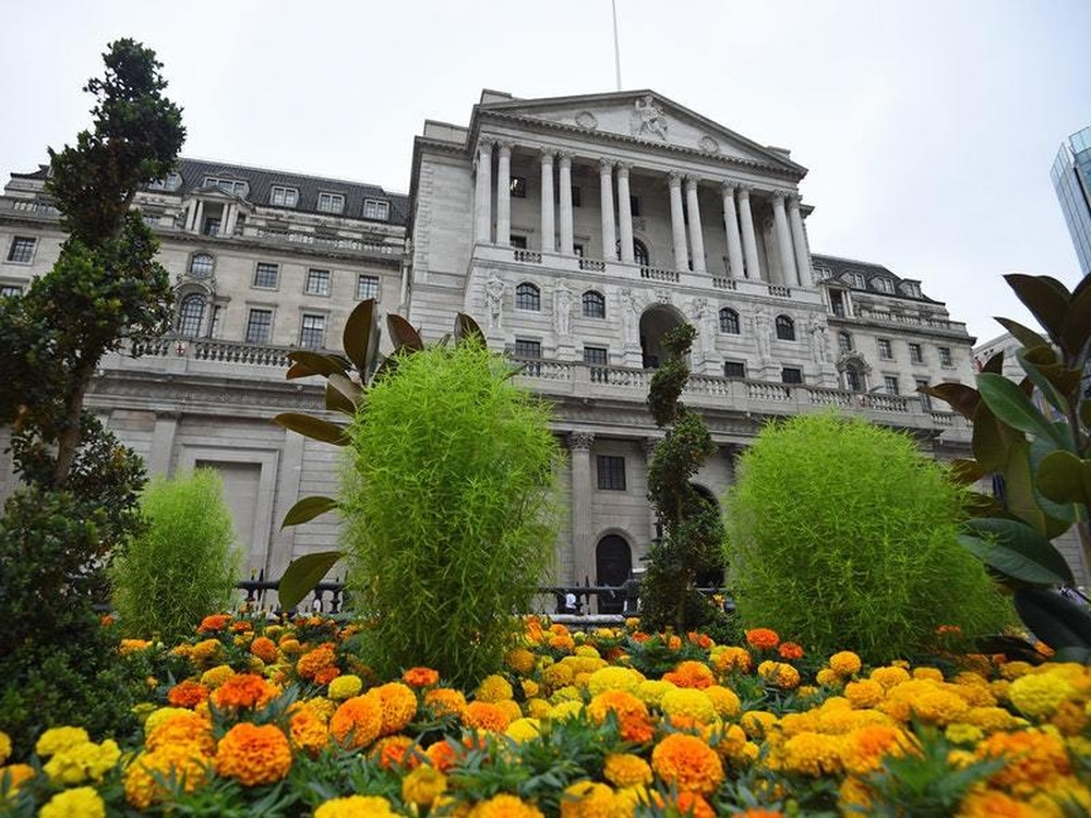 Bank of England leaves interest intact