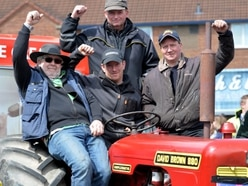 Collectors prepare for Shropshire and Wales tractor run