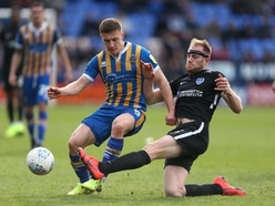 Shrewsbury Town 0 Portsmouth 2 - Report and pictures