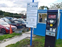 Telford and Shrewsbury hospital parking charges set to increase
