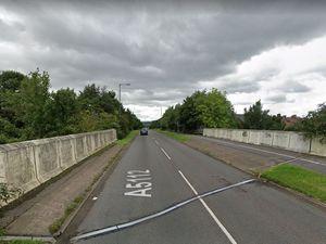 A5112 Bage Way in Shrewsbury. Photo: Google