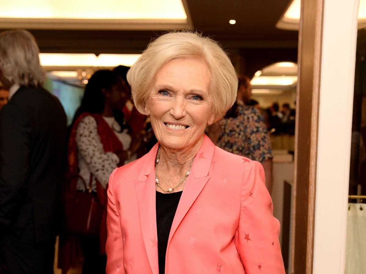 Mary Berry is to become a dame, reports a Sunday newspaper