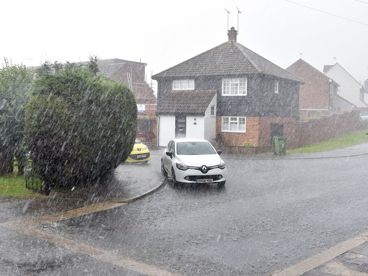 Summer weather July 20th 2021