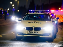 Four arrested as police target Telford drivers