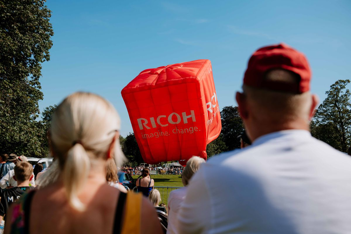 Oswestry Balloon Carnival