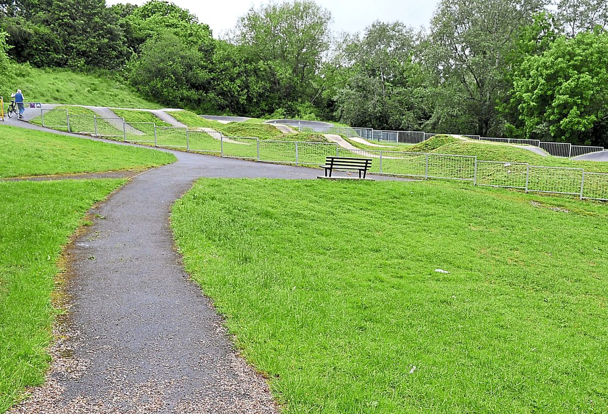 Parks and green spaces in Telford and Wrekin, such as Rough Park, will be getting a spring clean this weekend