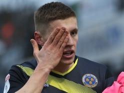 Shrewsbury's Greg Docherty recovering well to eye treatment