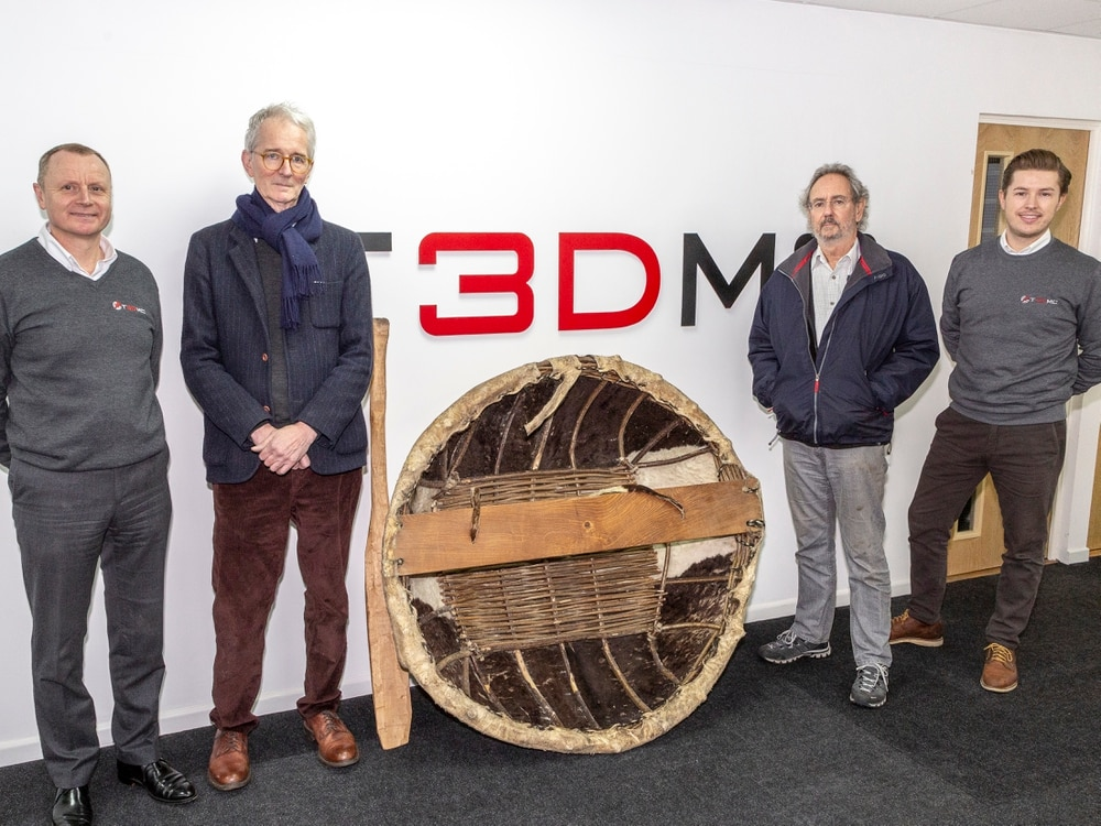 3D printed coracle coming to new Ironbridge museum