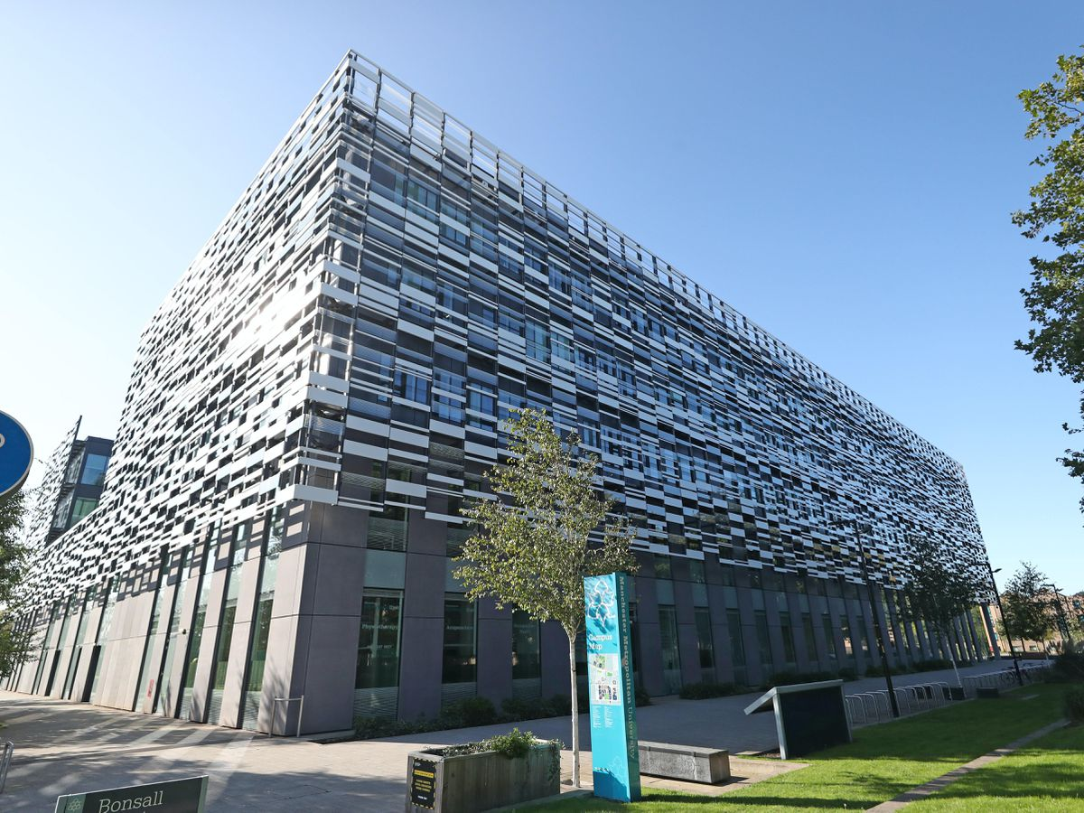 Manchester Metropolitan University's Birley campus