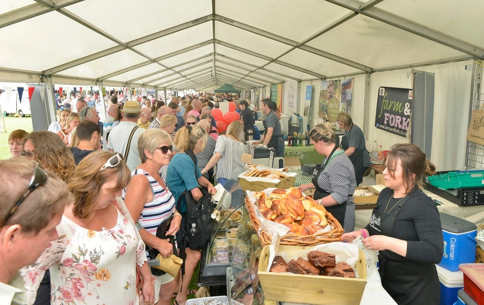 Riverford Food Festival