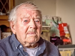 Shropshire's Fred celebrates 100th birthday with cards from the Queen and Dame Vera Lynn