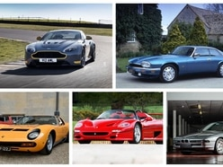 12 of the best V12 cars ever produced