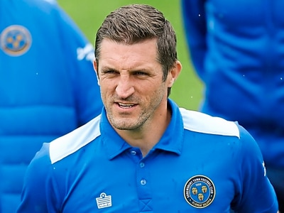 Sam Ricketts wants to see new ideas and take Shrewsbury to the next level
