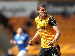 Conor Coady of Wolverhampton Wanderers.