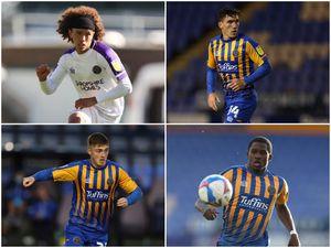 Who are Shrewsbury Town's loanees? (AMA)