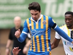 Confirmed: Alex Gilliead leaves Shrewsbury Town to join Scunthorpe United