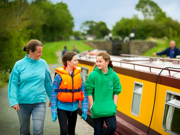 Free canal trips on open day