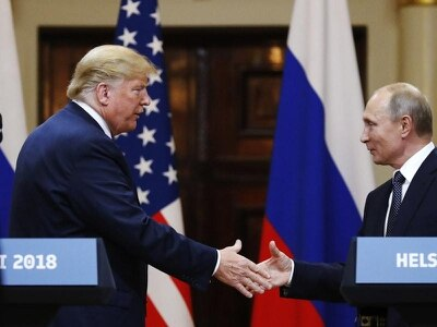 Trump rejects Putin offer on interviewing suspects
