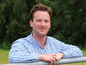 Shropshire Star farming column columnist Mark Riches, Director - Midlands CLA Midlands, Knightley