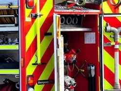 Firefighters discover electricity box alight in Telford