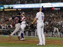 Boston Red Sox move within a game of World Series glory