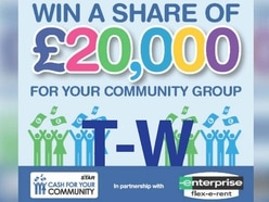 Cash For Your Community shortlist - T-W