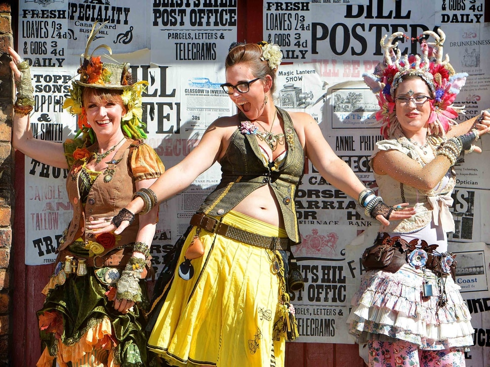 Blists Hill Victorian Town to stage second Steampunk Weekend Festival