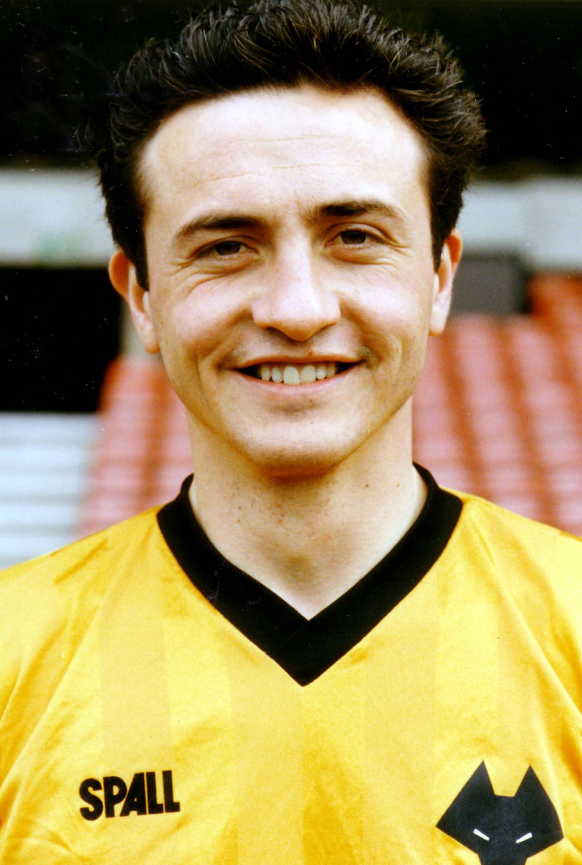 Phil Chard arrived at Molineux from Northampton, moving down the leagues to help Wolves' revival