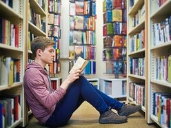 Shropshire Star comment: Book sales turn over a new leaf