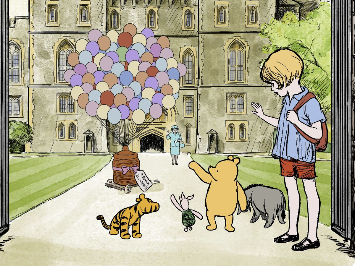 Winnie The Pooh And The Royal Adventure
