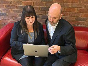 Alison and Steve Hancock