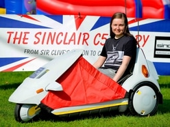 WATCH: Fun revs in at Weston Park for Easter Motor Show - with pictures