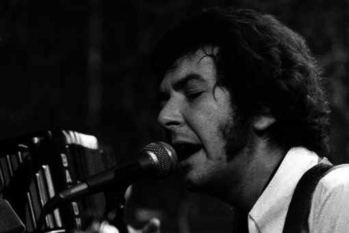 Ronnie Lane swapped the Faces for Shropshire