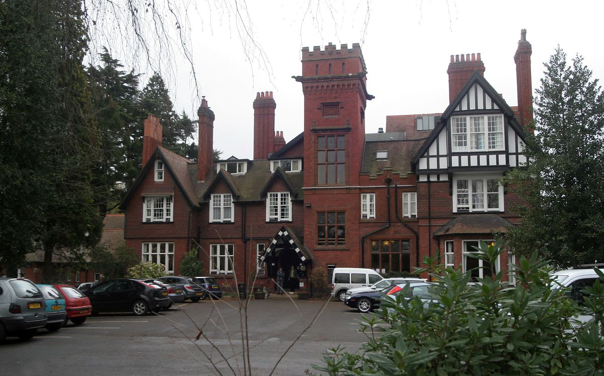 Overley Hall