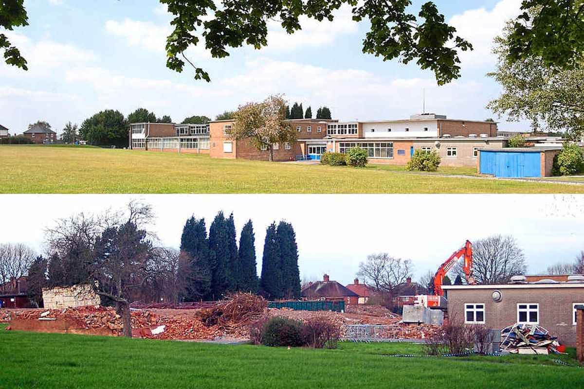 End near for Telford's former Sutherland School