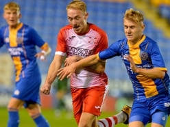 Shrewsbury boss Sam Ricketts drums up support for Sunderland FA Youth Cup tie