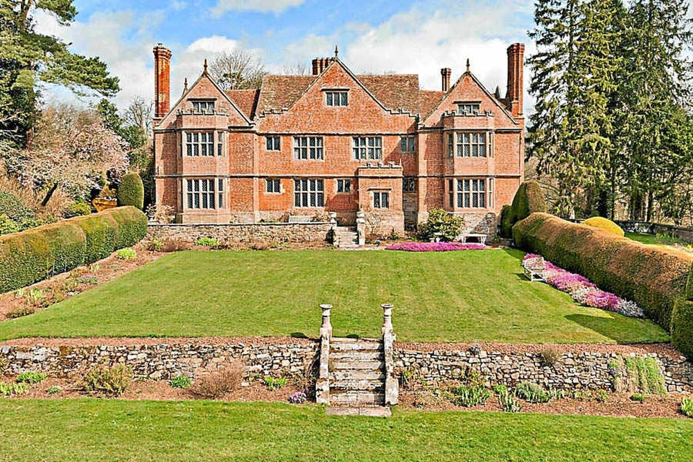 Grade I Listed 14th Century Estate Near Ludlow On The
