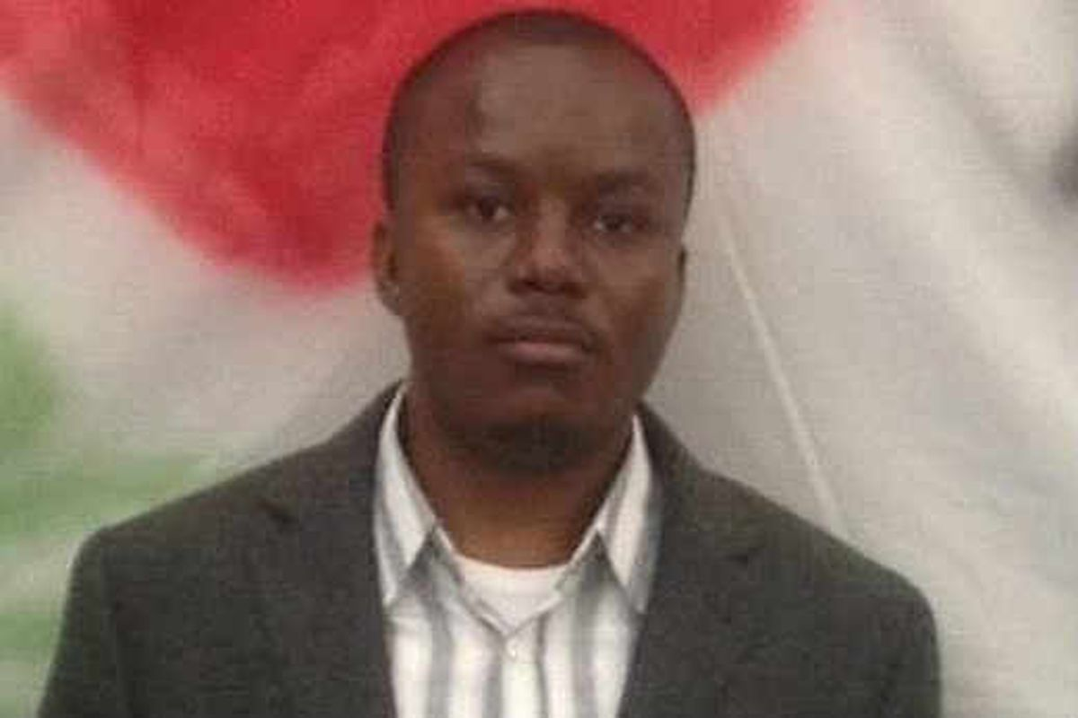 Murder victim Francis Ntena Nsiangangu